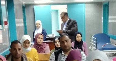 صحة الشرقية: تدريب مكثف بمستشفيات الصحة على أعمال العناية المركزة