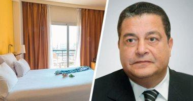 ياسين منصور: تسليم منشأة سياحية مكونة من 200 غرفة إلى وزارة الصحة (صور)
