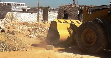 محافظ سوهاج: إزالة 430 حالة تعدي خلال 18 يوم