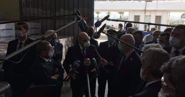 الرئيس الجزائرى يشيد بجهود الطاقم الطبى ويؤكد السيطرة على وباء كورونا