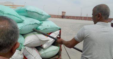 ارتفاع توريد القمح بسوهاج إلى 101 ألف طن للشون والصوامع