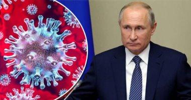 """بوتين يعرب عن أمله بتسجيل لقاح روسي ضد """"كورونا"""" في سبتمبر المقبل"""