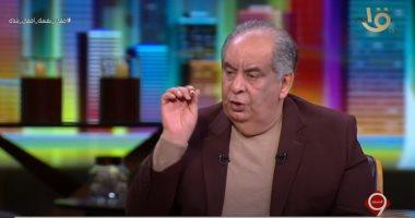 """يوسف زيدان: """"الجهاد"""" مفهوم مسيحي وليس إسلامي.. فيديو"""
