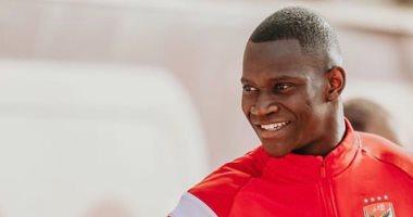ديانج ينهى الجدل بعد تصريحاته عن الأهلى: سعيد بالوجود فى أعظم نادٍ بأفريقيا