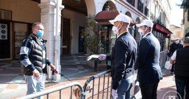 الجزائر تلزم أصحاب وموظفى المحلات التجارية بارتداء الكمامات بسبب كورونا