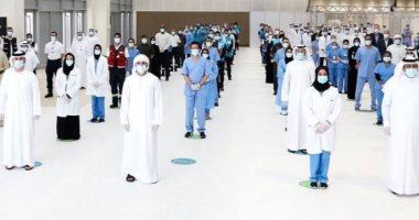 على خطى العالم.. هكذا تستعد الإمارات بمستشفى ميدانى لمواجهة كورونا