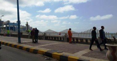وزارة الداخلية: غلق طرق الكورنيش بدءا من أول أيام العيد في الجمهورية