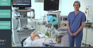 FDA توافق على جهاز التنفس الصناعى غير الجراحى لحالات طوارئ كورونا