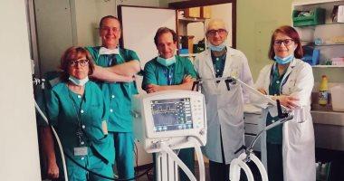إيسكو يجمع 500 ألف يورو ويشترى جهاز تنفس وآلاف الأقنعة لمواجهة كورونا