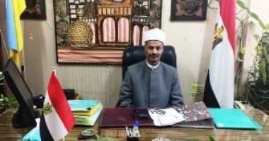 أحمد هاشم وكيلا للمنطقة الأزهرية بالإسكندرية