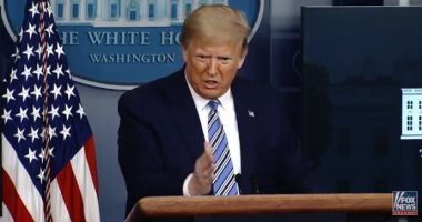 ترامب: سأوقع على أمر تعليق الهجرة مؤقتًا إلى أمريكا لمواجهة كورونا