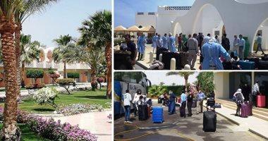 اليوم.. انتهاء الحجر الصحى لـ423 مصريا عائدا من السعودية عبر ميناء سفاجا