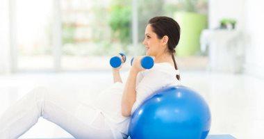 التمارين الرياضية أثناء الحمل قد تحمى جنينك من السمنة.. دراسة تكشف التفاصيل