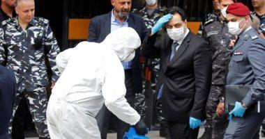 لبنان يسجل 13 إصابة جديدة بفيروس كورونا ليصل العدد الإجمالي إلى 809
