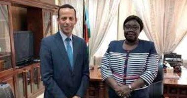 سفير مصر فى جوبا: دعمنا ثابت لمسيرة تنفيذ اتفاق السلام المُنشط فى جنوب السودان
