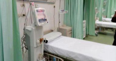 مصاب بكورونا فى الأقصر يشيد بالأطقم الطبية فى العزل