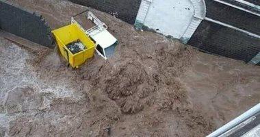 الدفاع المدنى السودانى: مصرع 10 أشخاص وتدمير 3 آلاف منزل بسبب الأمطار والسيول