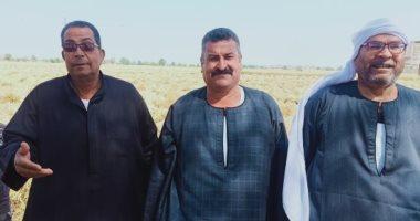 مزارعو الشرقية يطالبون بتوفير الأسمدة والتقاوى ودعم السولار.. صور