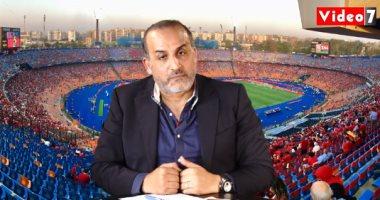 محمد شبانة فى لايف جديد باليوم السابع فى الخامسة مساء