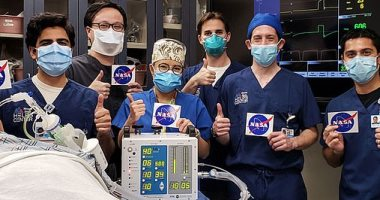 مهندسو وكالة ناسا يصممون جهاز تنفس صناعى جديد لمرضى كورونا