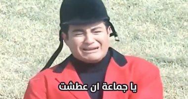 فى أول يوم رمضان.. محمد هنيدى مازحا: بعد دقيقة من الفجر يا جماعة أنا عطشت