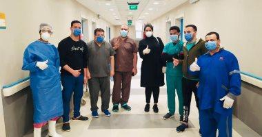مديرة الحجر الصحى بالعجمى: 65 يوما لم أخرج من المستشفى وبشوف عيالى من بعيد