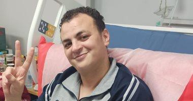 نائب مدير مستشفى النجيلة المصاب بكورونا يكشف معلومات هامة عن أعراض الإصابة
