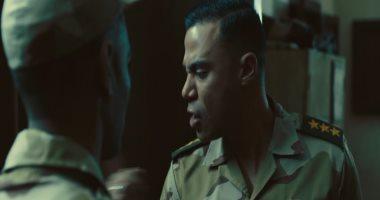 الحلقة 4 من الاختيار.. كوميديا محمد إمام مع عسكرى يهاتف خطيبته أثناء الخدمة