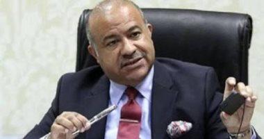 الدكتور إبراهيم عشماوى مساعد أول وزير التموين