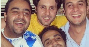 """أحمد الفيشاوي يستعيد ذكرياته مع فهمي وماجد وشيكو فى فيلم """"ورقة شفرة"""" بصورة"""