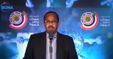 فيديو.. وزير الصحة السودانى: المصاب بكورونا نعطيه بانادول ولو اختنق أكسجين