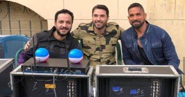 """هل يجتمع أحمد عز وأمير كرارة فى مسلسل """"الاختيار""""؟"""