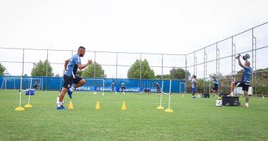 جريميو يعود إلى التدريبات الاثنين استعدادا لانطلاق الدوري البرازيلي