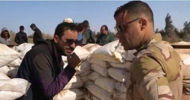كواليس مواجهة محمد إمام للإرهابيين فى سيناء بمسلسل الاختيار فيديو وصور اليوم السابع