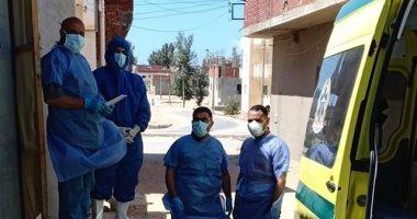صحة شمال سيناء: سحب عينات من مخالطين لحالة إصابة بكورونا