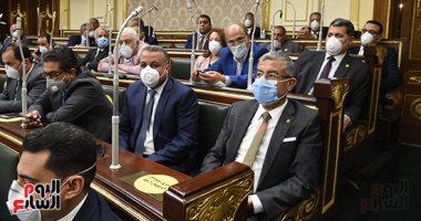 مساعد وزير الداخلية أمام النواب: مفيش ضابط شرطة بيخرج على المعاش فى سن الـ40
