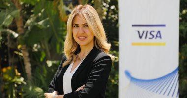 تعيين ملك البابا مديرا عاما جديدا لشركة فيزا مصر