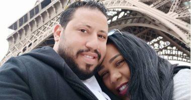 فيديو.. شيماء سيف وزوجها يتعرضان لحادث سير بسيارتهما