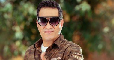 أحمد شيبة ينتهى من تسجيل أغنية وطنية جديدة بمناسبة عيد الشرطة
