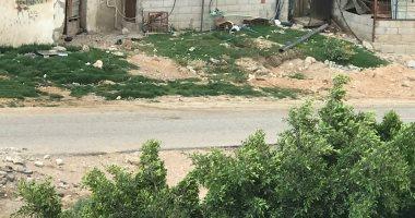 هبوب رياح وسقوط أمطار خفيفة على مناطق شمال سيناء
