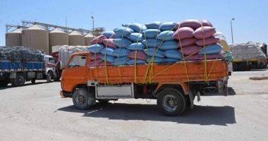 توريد 267 ألف طن قمح لشون وصوامع محافظة البحيرة