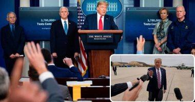"""كورونا يعصف بموظفى البيت الأبيض ويجر مسئوليه على الحجر الصحى.. كبير الأطباء بأمريكا يعلن دخوله """"العزل"""" بعد مخالطته لموظف مصاب بالفيروس.. وإصابة المتحدثة باسم نائب الرئيس الأمريكي ومساعدة إيفانكا ترامب بالوباء"""