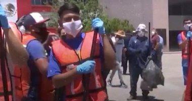 وفاة 424 شخصا بفيروس كورونا فى المكسيك خلال يوم واحد
