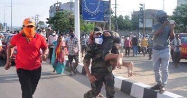 مقتل 5 أشخاص وإصابة المئات إثر تسرب غاز في مصنع بالهند.. فيديو