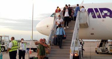 مطار مرسى علم يستعد لاستقبال 4 رحلات استثنائية لإعادة عالقين بالخارج