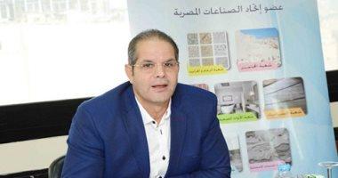 الدكتور كمال الدسوقى نائب رئيس غرفة مواد البناء فى اتحاد الصناعات