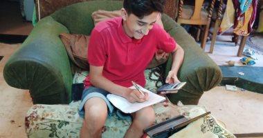 تداول إجابات امتحان علم النفس والتطبيقات الرياضية للثانى الثانوى على فيس بوك