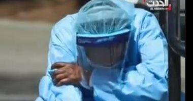 44 % من العاملين بالمستشفيات الأمريكية المصابين بكورونا لا تظهر عليهم أعراض