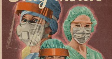 شاهد.. 17 ألف استجابة لفنانى العالم على طلب الأمم المتحدة بالتعبير عن كوورنا