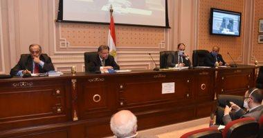 """صور.. """"اقتصادية البرلمان"""" توافق على تعديلات قانون شركات قطاع الأعمال من حيث المبدأ"""